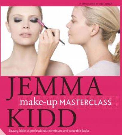 Jemma Kidd: Make-up Masterclass by Jemma Kidd