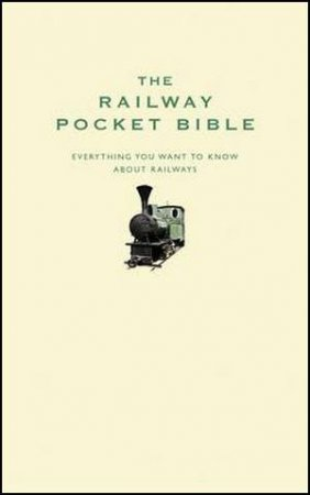 Railway Pocket Bible by Andrew Fowler