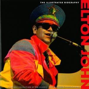 Illustrated Biography Of Elton John