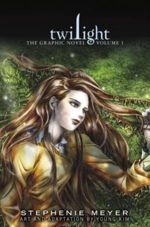 The Twilight Saga Graphic Novel Vol. 01 by Stephenie Meyer