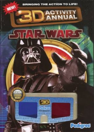 Star Wars 3D Activity Annual by Various