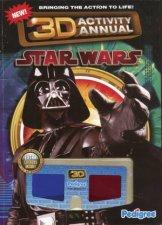 Star Wars 3D Activity Annual