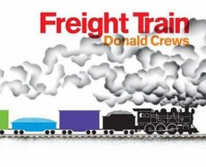 Freight Train by CREWS DONALD