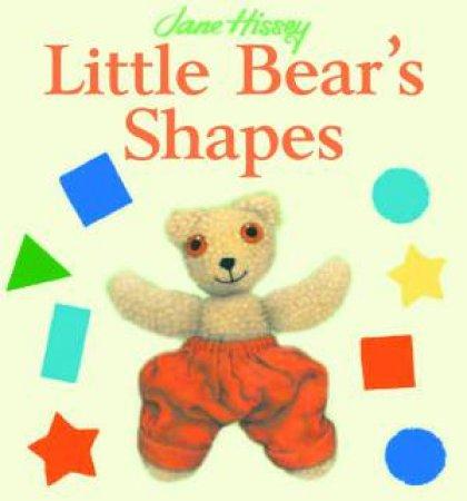 Little Bear's Shapes
