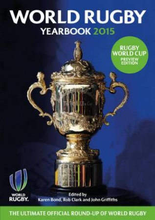 IRB World Rugby Yearbook 2015