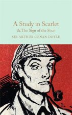 Macmillan Collectors Library A Study In Scarlet And The Sign Of The Four