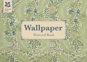 Wallpaper Postcard Book by Various
