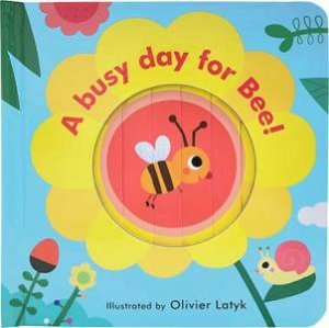 A Busy Day For Bee by Olivier Latyk
