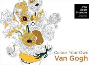 Colour Your Own Van Gogh by Van Gogh Museum