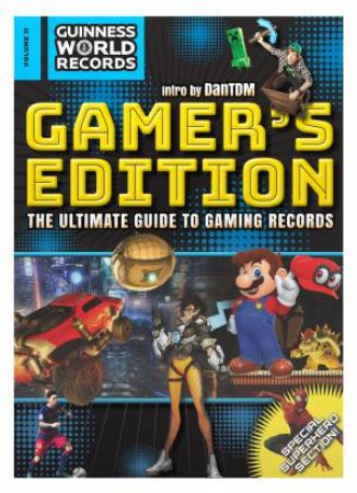 Gamer's Edition by Guinness World Records