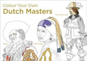 Colour Your Own Dutch Master