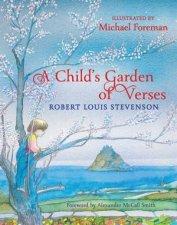 A Child's Garden Of Verse by Michael Foreman & Robert Louis Stevenson