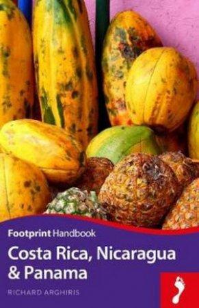 Costa Rica, Nicaragua & Panama Footprint Handbook 3rd Ed