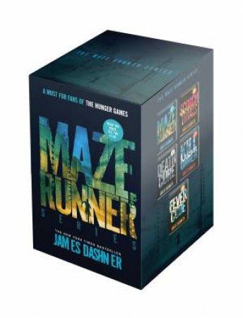 Maze Runner 5 Book Boxed Set