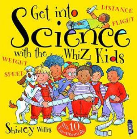 Whiz Kids: Tell Me Why Volume 1 by Shirley Willis