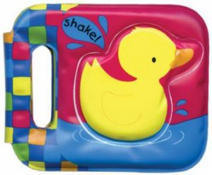 Shake And Play Bath Book: Duck