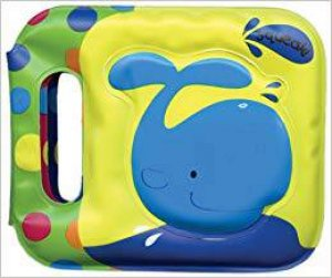 Shake And Play Bath Book: Whale