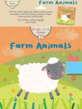 Crinkle Cloth Book Farm