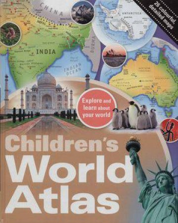 Children's World Atlas by Various
