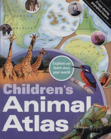 Children's Animal Atlas by Green Android