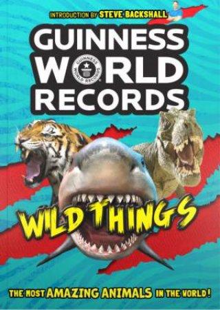 Guinness World Record 2019 Amazing Animals: Wild Things