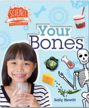 Human Body: Your Bones by Sally Hewitt