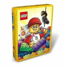 Lego  Tins Of Books  Lego Movie 2