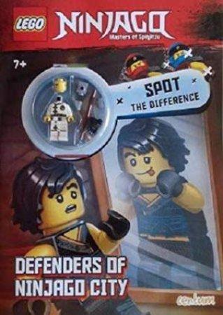 LEGO - Ninjago Defenders Of Ninjago City! by Various