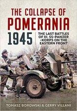 Collapse Of Pomerania 1945