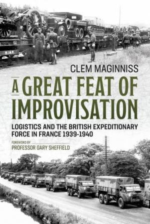 A Great Feat Of Improvisation by Clem Maginniss