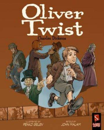 Classic Comix: Oliver Twist