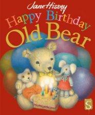Happy Birthday Old Bear
