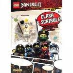 LEGO Ninjago Clash  Scribble