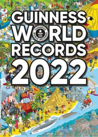 Guinness World Records 2022 by Various