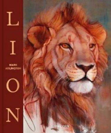 Lion by Mark Adlington