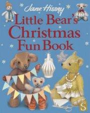 Little Bears Christmas Fun Book