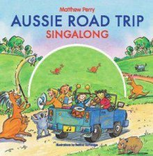 Aussie Road Trip Singalong with CD