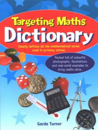 Targeting Maths: Dictionary by Garda Turner