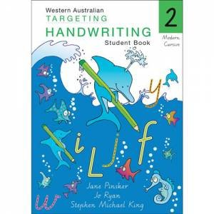 WA Targeting Handwriting Student Book Year 2