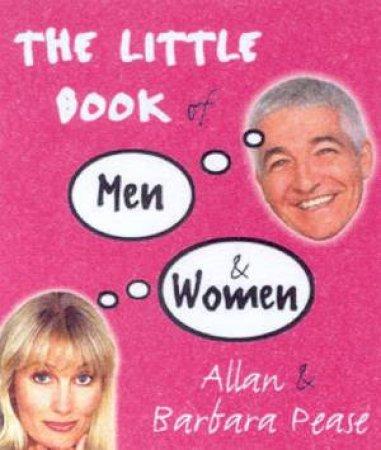 The Little Book Of Men & Women by Allan & Barbara Pease