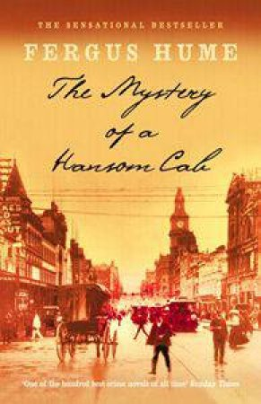 A Mystery Of A Hansom Cab by Fergus Hume