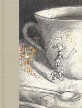 Shaun Tan Journal: Tea Ceremony by Shaun Tan