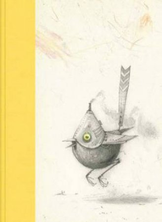 Shaun Tan Journal: Bee Eater