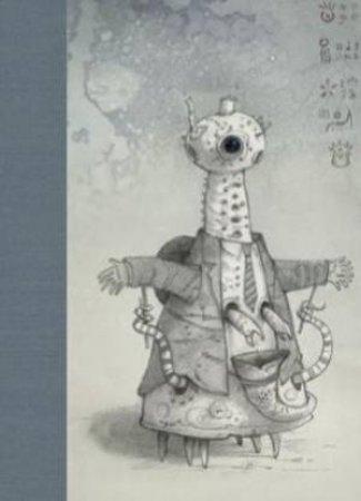 Shaun Tan Journal: Aqua Terrestrial by Shaun Tan