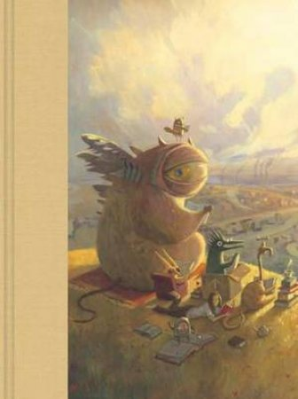 Shaun Tan Journal: Tuesday Afternoon Reading Group