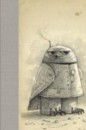 Shaun Tan Journal: Snow Owl by Shaun Tan
