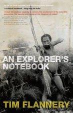 An Explorers Notebook