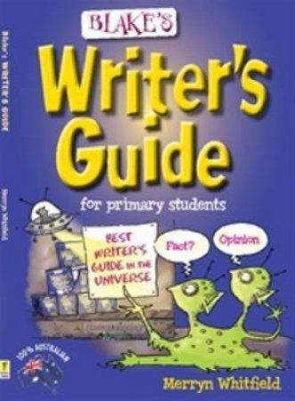Blake's Writer's Guide