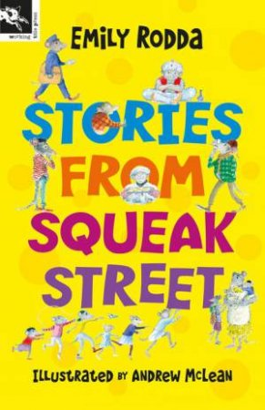 Stories From Squeak Street