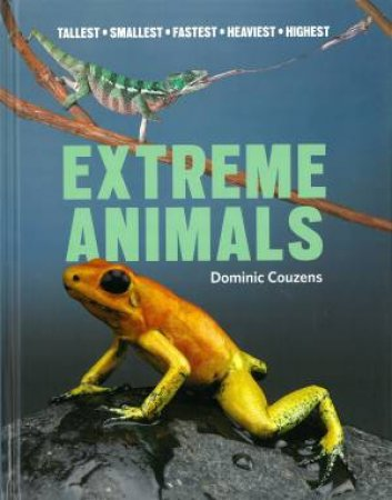 Extreme Animals by Dominic Couzens
